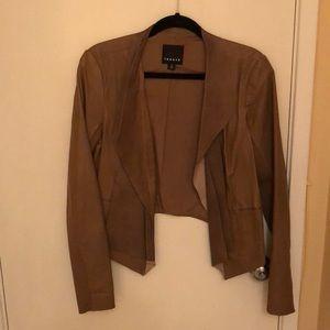 Trouvé Genuine Leather Jacket